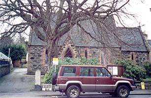 The Mystery Worshipper St Ternan S Episcopal Church