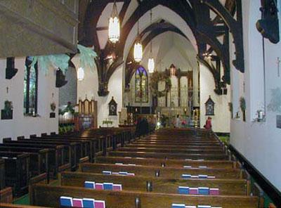 The Mystery Worshipper St Paul S Parish K Street